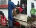 Dua Tetangga di Malaysia Baku Hantam Karena Masalah Parkir Mobil di Jalan