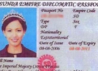Dua 'Tuan Putri' Sunda Empire Rupanya Pernah Ditangkap di Malaysia Karena Menolak Mengaku WNI