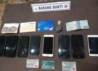Sindikat Penipuan Online di Bawah Umur Diringkus Polisi di Medan dan Aceh