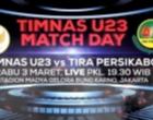 Laga Ujicoba TImnas U-23 vs. Tira Persikabo Batal, Padahal Pemain Sudah Tiba di Stadion