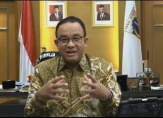Jakarta PSBB Total, Mulai 14 September Kerja di Rumah Kecuali 11 Bidang Esensial