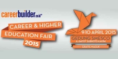CAREER & HIGHER EDUCATION FAIR 2015