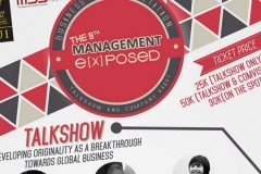The 9th Management Exposed FEUI 2014