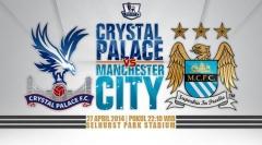 Warna Warni Dibalik Crystal Palace vs Manchester City