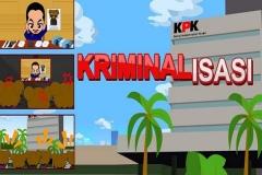 Dukung KPK, Madfal Studio Rilis Game Kriminalisasi