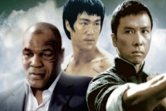 Mike Tyson Bakal Adu Jotos dengan Aktor Film IP Man