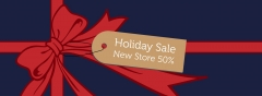Holiday New Store Promo