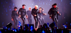 Super Junior Bawakan Lagu Indonesia Karya Bebi Romeo