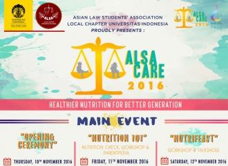 ALSA Care 2016