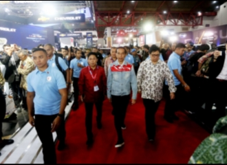 Indonesia International Motor Show 2018 & Digitalisasi di Dalam Industri Otomotif