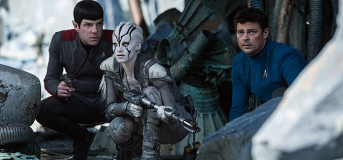 'Star Trek Beyond' Melesat di Puncak Box Office