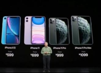 Apple Umumkan iPhone 11, 11 Pro dan 11 Pro Max dengan Fitur Kamera yang Bikin Gemes Netizen