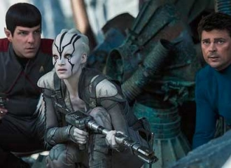 Jennifer Lawrence Menginspirasi Karakter Baru Star Trek Beyond