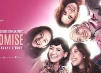 Film Pinky Promise Sukses Buat Penonton Rebutan Tisu