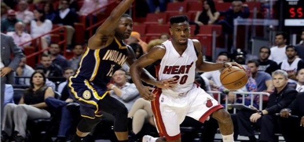 Pacers Atasi Heat, Lakers Kalah Lagi
