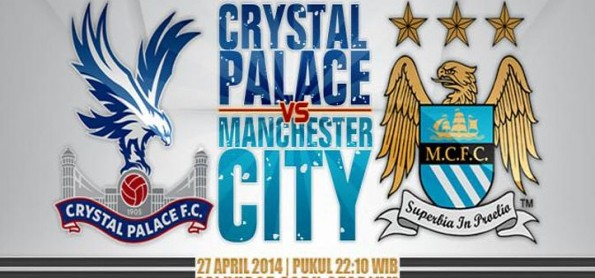 Warna Warni Dibalik Crystal Palace vs Manchester City