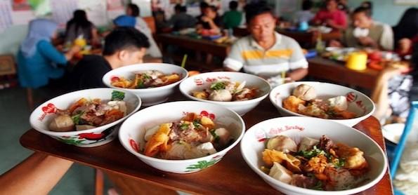 Bakso Indonesia yang Membuat Semua Orang Ketagihan