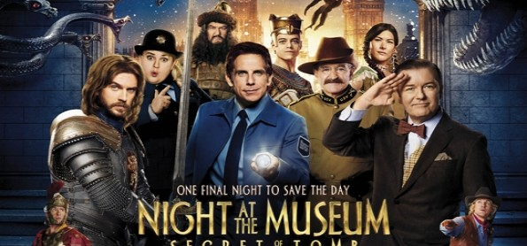Sinopsis Night at the Museum : Secret of the Tomb 2014