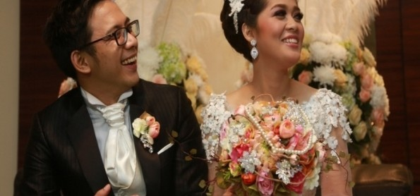 It's Official! Gracia Indri dan David 'Noah'